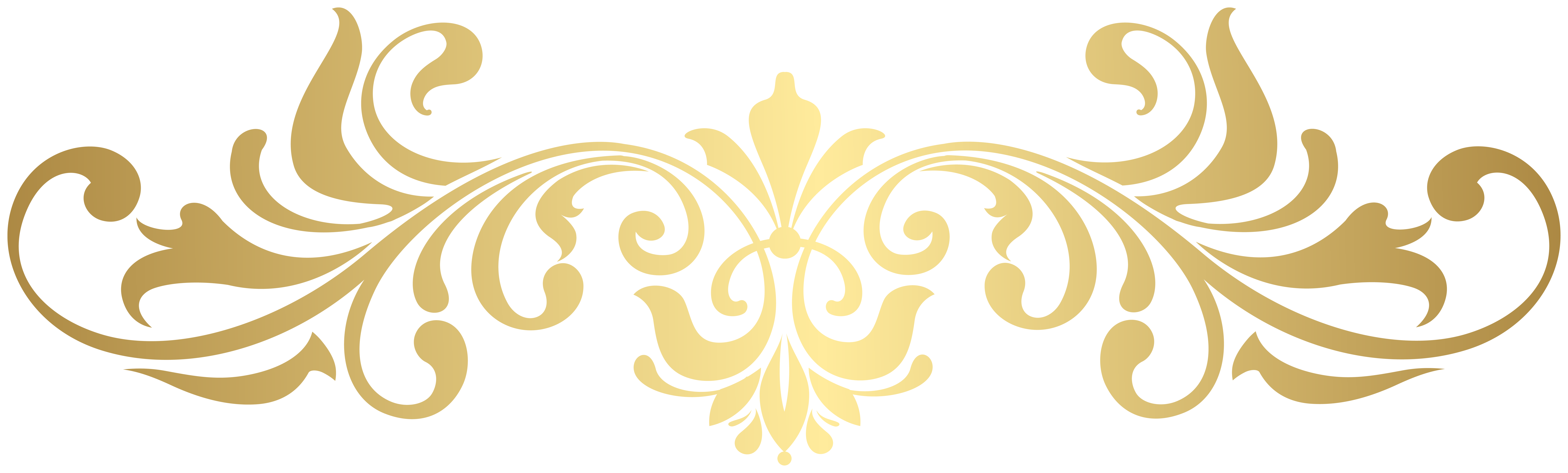 Gold Ornaments Png & Free Gold Ornaments.png Transparent.