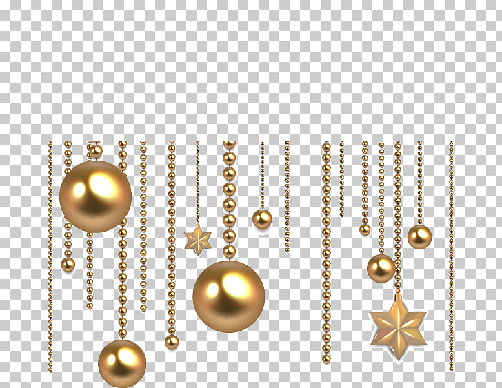 Icon, Gold ornaments PNG clipart.