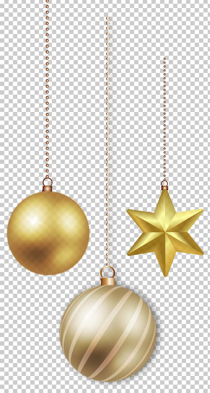 Christmas Ornament Gold PNG, Clipart, Ball Ornaments.