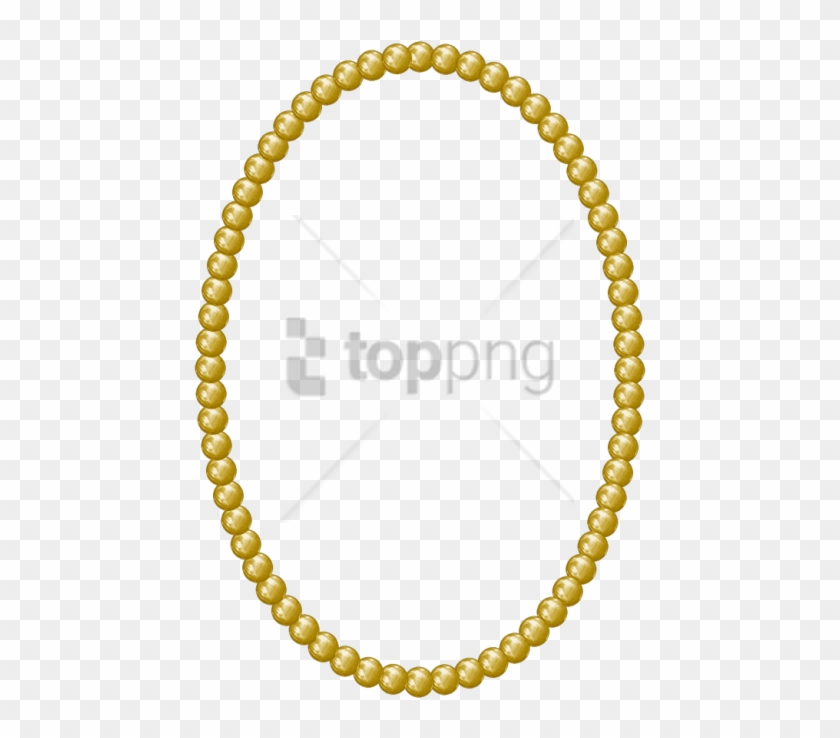 Free Png Gold Oval Frame Png Png Image With Transparent.