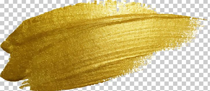 Paint Gold Illustration PNG, Clipart, Art, Brush, Coating, Color.