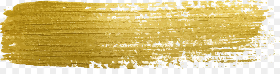 Gold Paint png download.