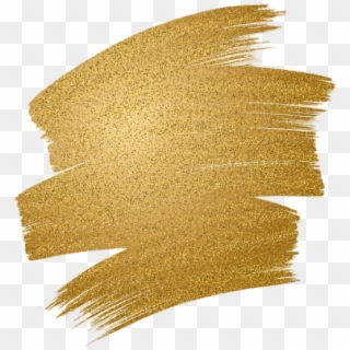 Gold Paint Stroke PNG Images, Free Transparent Image Download.