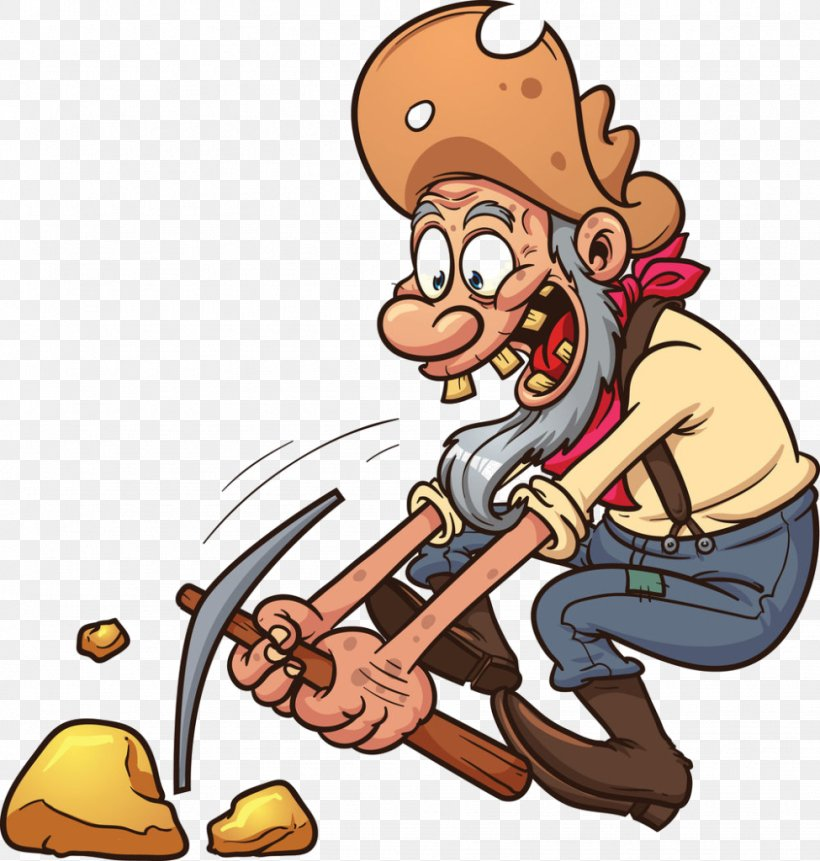 Gold Prospecting Gold Mining Clip Art, PNG, 975x1024px, Gold.