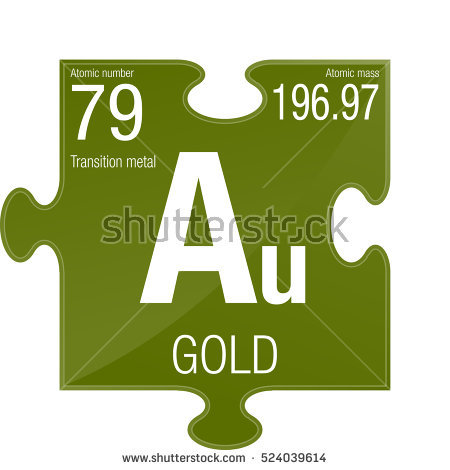 Gold periodic table symbol clipart clipground gold symbol element number 79 periodic stock vector 518201125 urtaz Choice Image