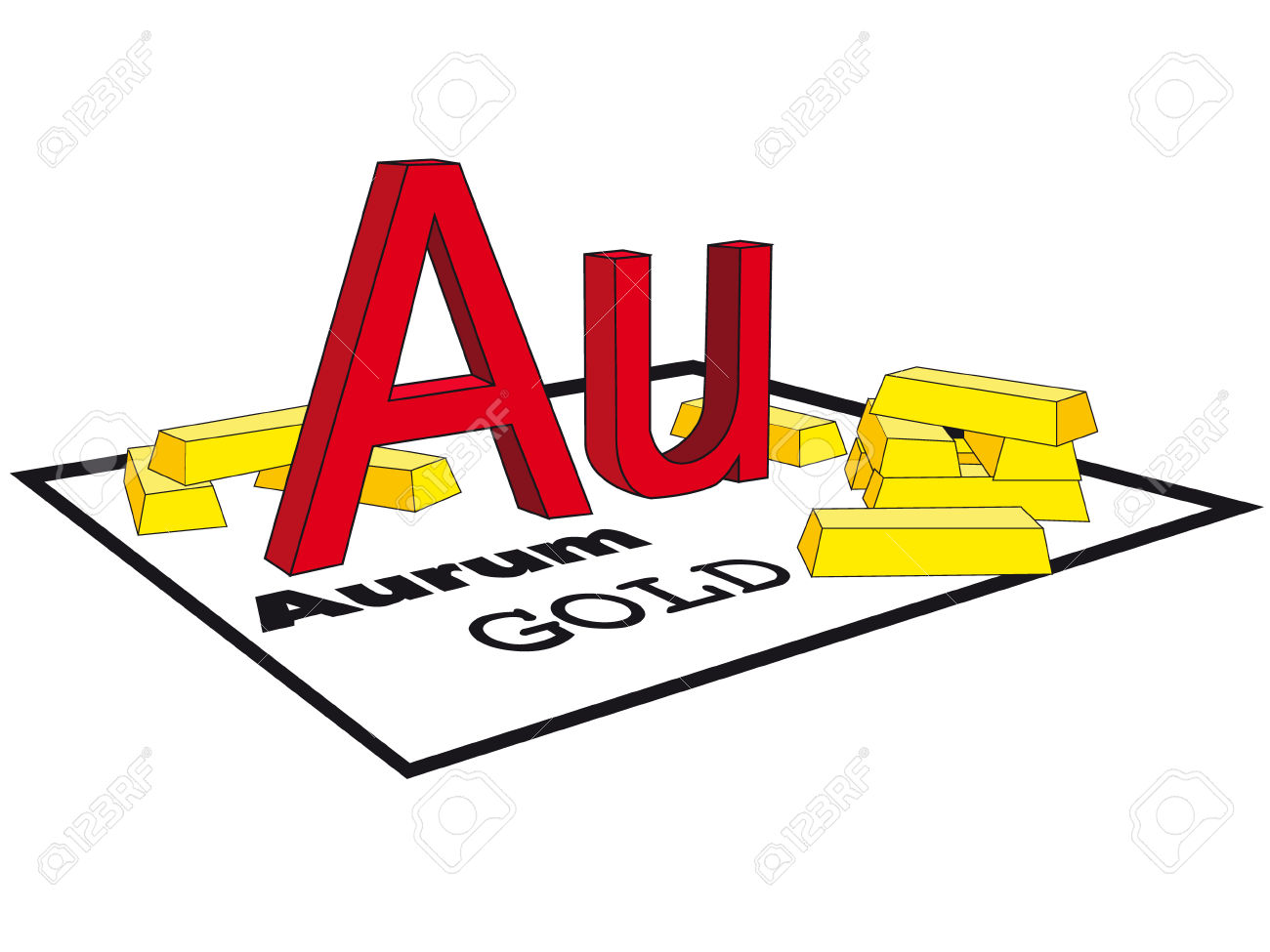 Gold periodic table symbol clipart clipground gold periodic table symbol clipart gamestrikefo Image collections