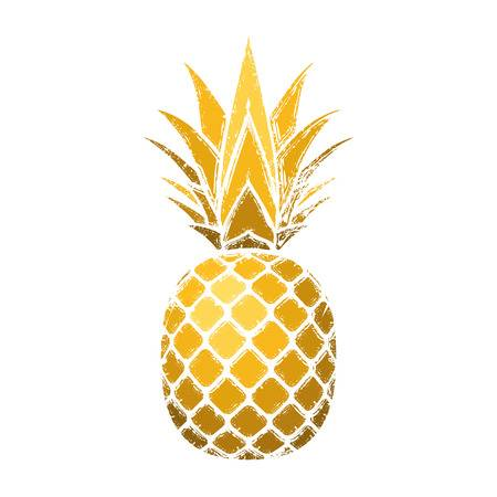 80 Silver Pineapple Stock Vector Illustration And Royalty Free.