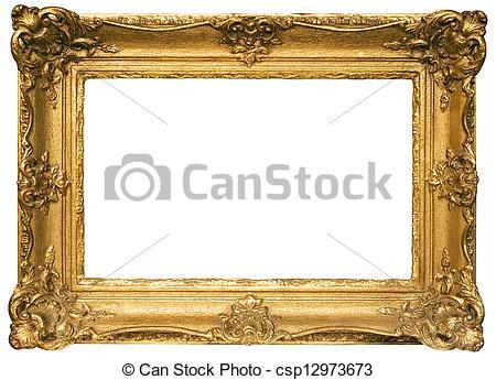 Gold Frame Clipart & Gold Frame Clip Art Images.