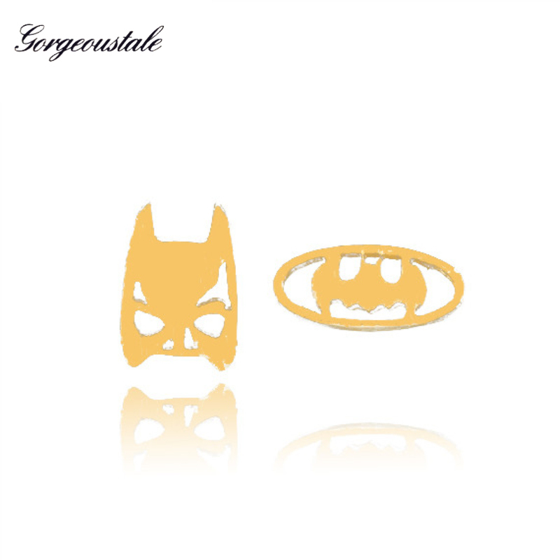 Compare Prices on Batman Stud Earrings.
