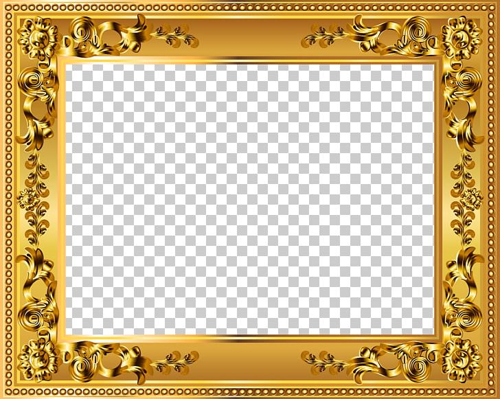 Frame Gold PNG, Clipart, Area, Board Game, Border Frame, Borders And.