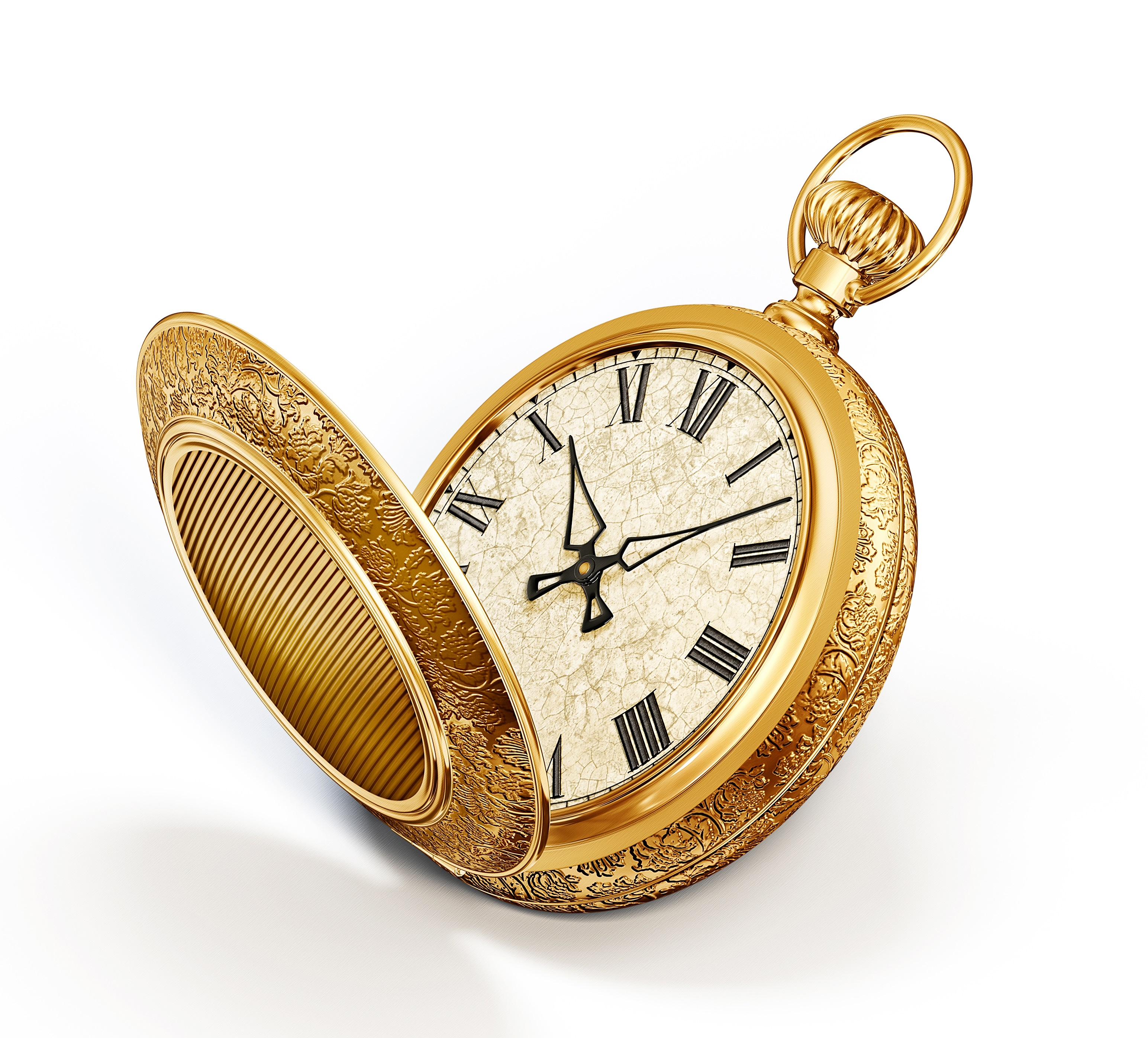 Gold Pocket Watches.