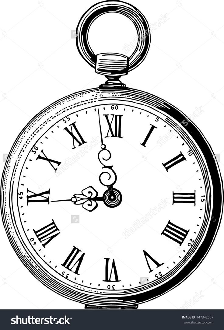 25+ best ideas about Pocket Watch Drawing on Pinterest.