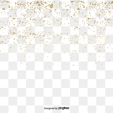 Gold Dots PNG Images.