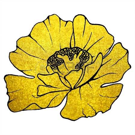 Gold Poppy Stock Photos & Pictures. Royalty Free Gold Poppy Images.