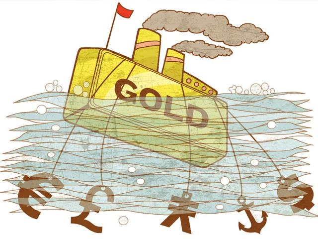 From dollar to monsoon: Factors that affect gold prices.
