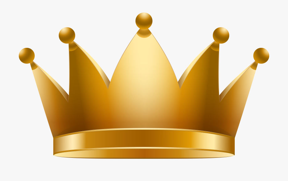 Crowns Svg Printable Gold.