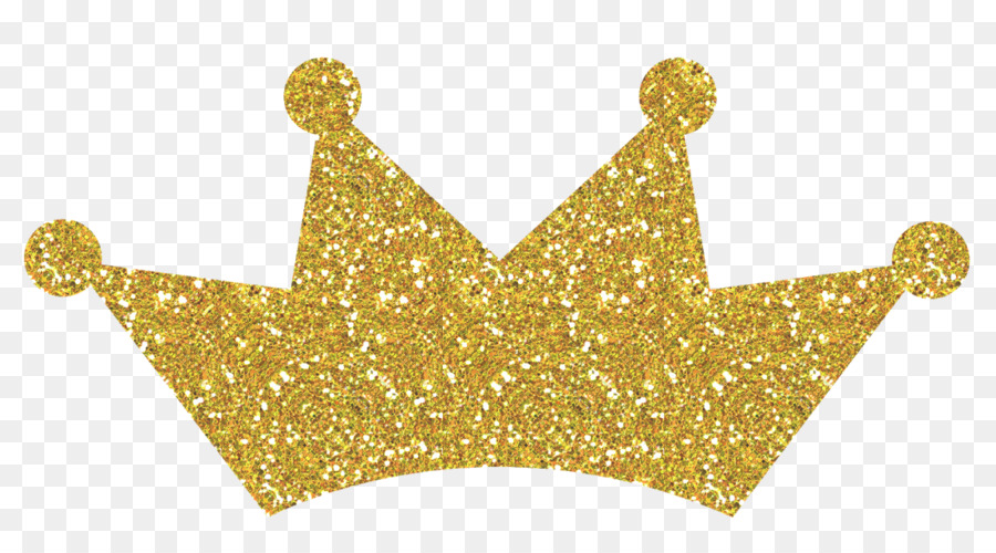 Gold Princess Crown png download.
