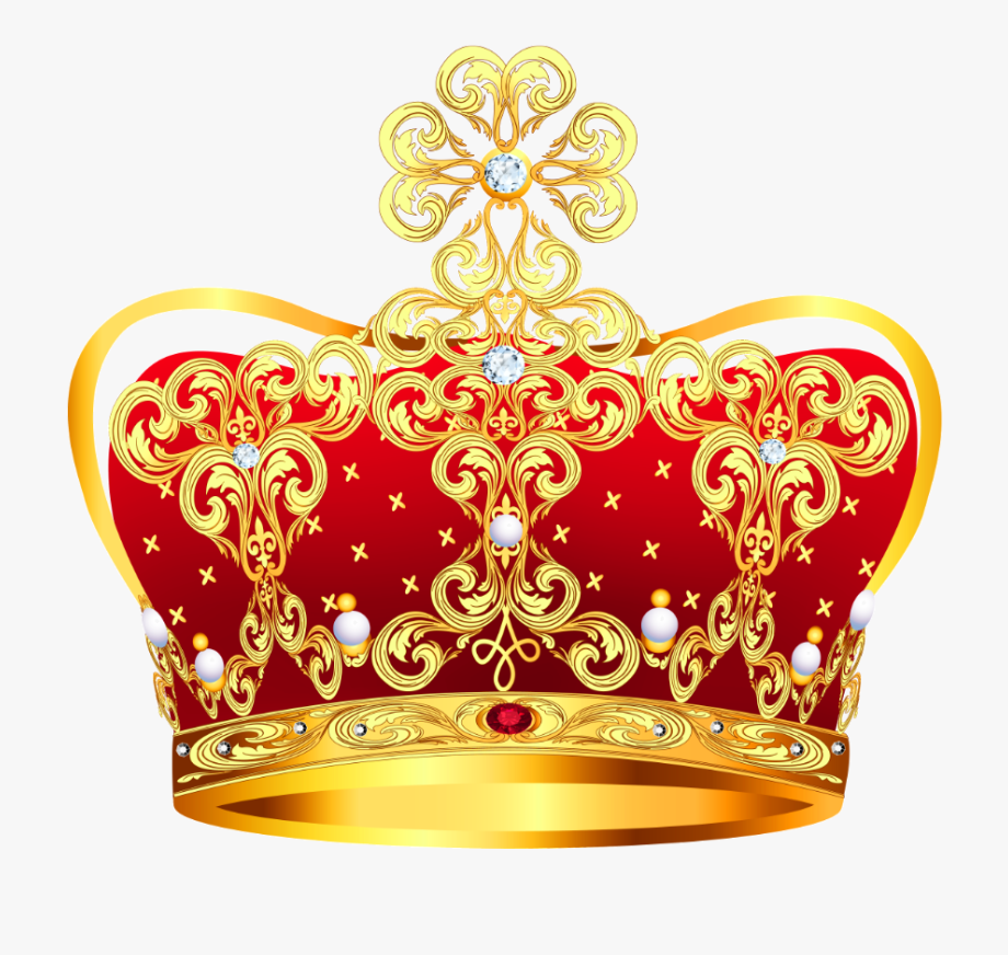 Gold Princess Crown Png.