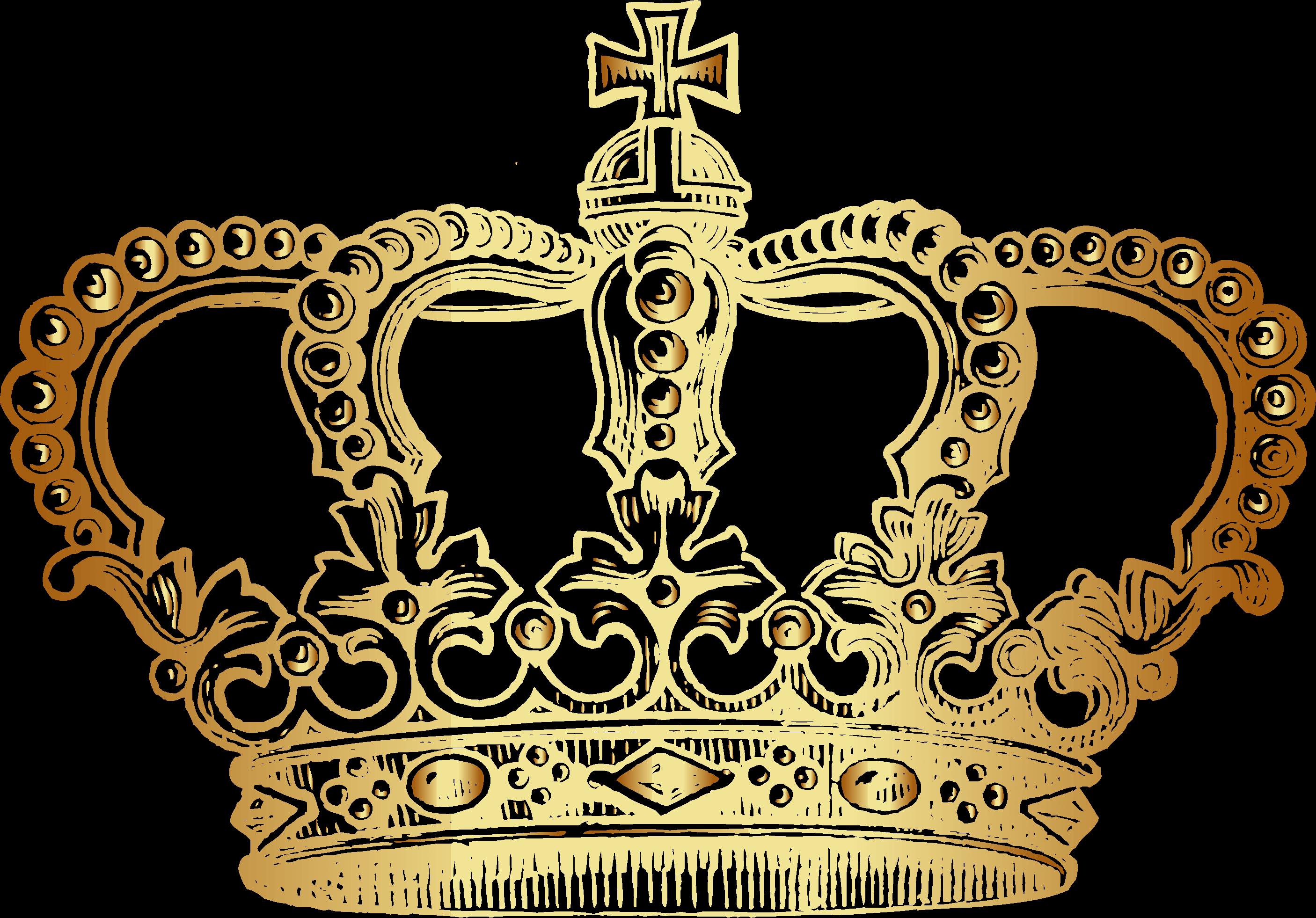 HD Crown Transparent.