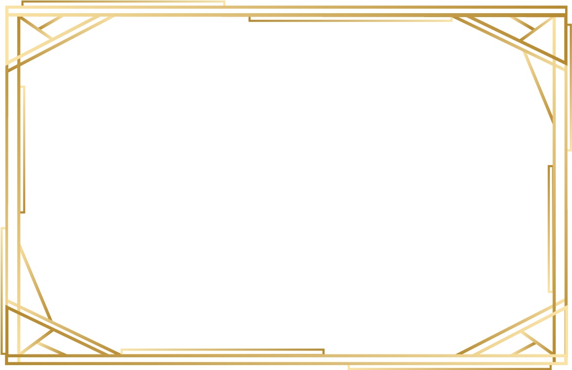 HD Vector Rectangle Frames.