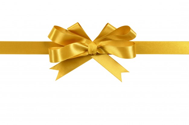 Gold Bow Vectors, Photos and PSD files.