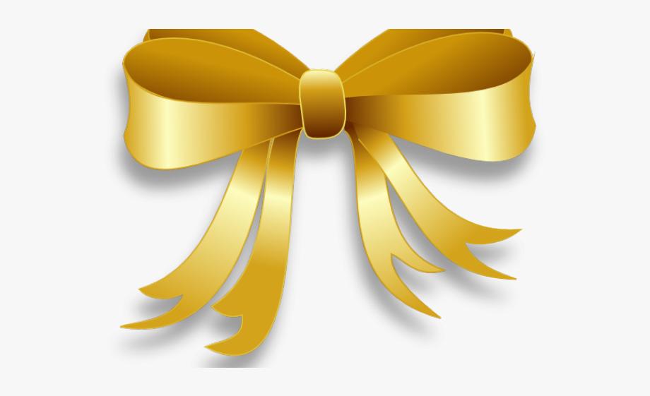 Gold Ribbon Cliparts.