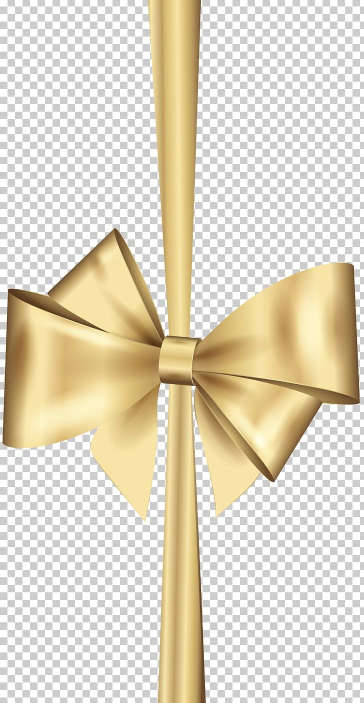 Gold Ribbon Christmas PNG, Clipart, Bow, Christmas, Clip Art.