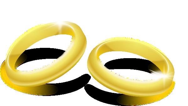 Gold Rings Clip Art at Clker.com.