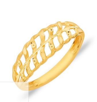 Png Ang0046165 Contemporary Gold Ring.