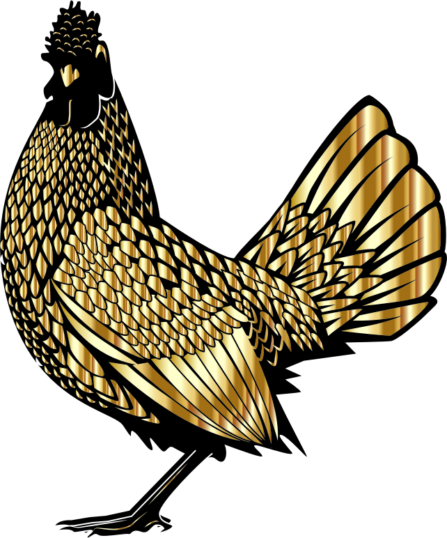 Download Free png Golden Rooster.