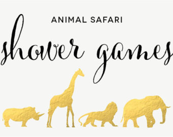 Gold Animal Clipart.