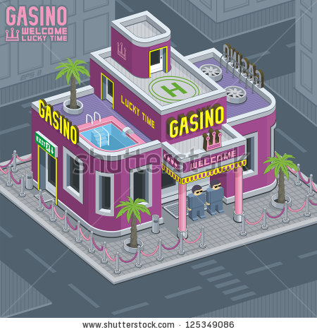 Casino Building Stock Photos, Royalty.