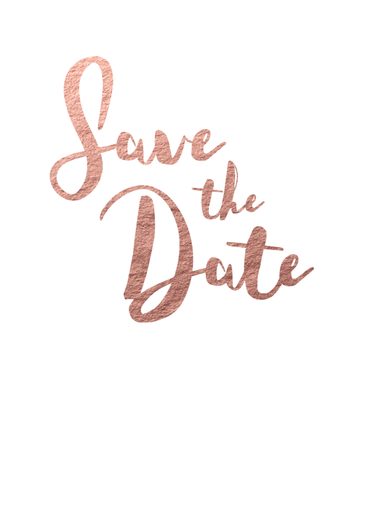 Save the Date Cards and Magnets.