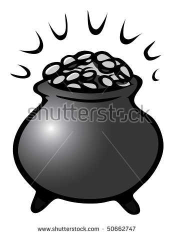 Cartoon Vector Illustration Potted Plant Stock Vector 45078853.