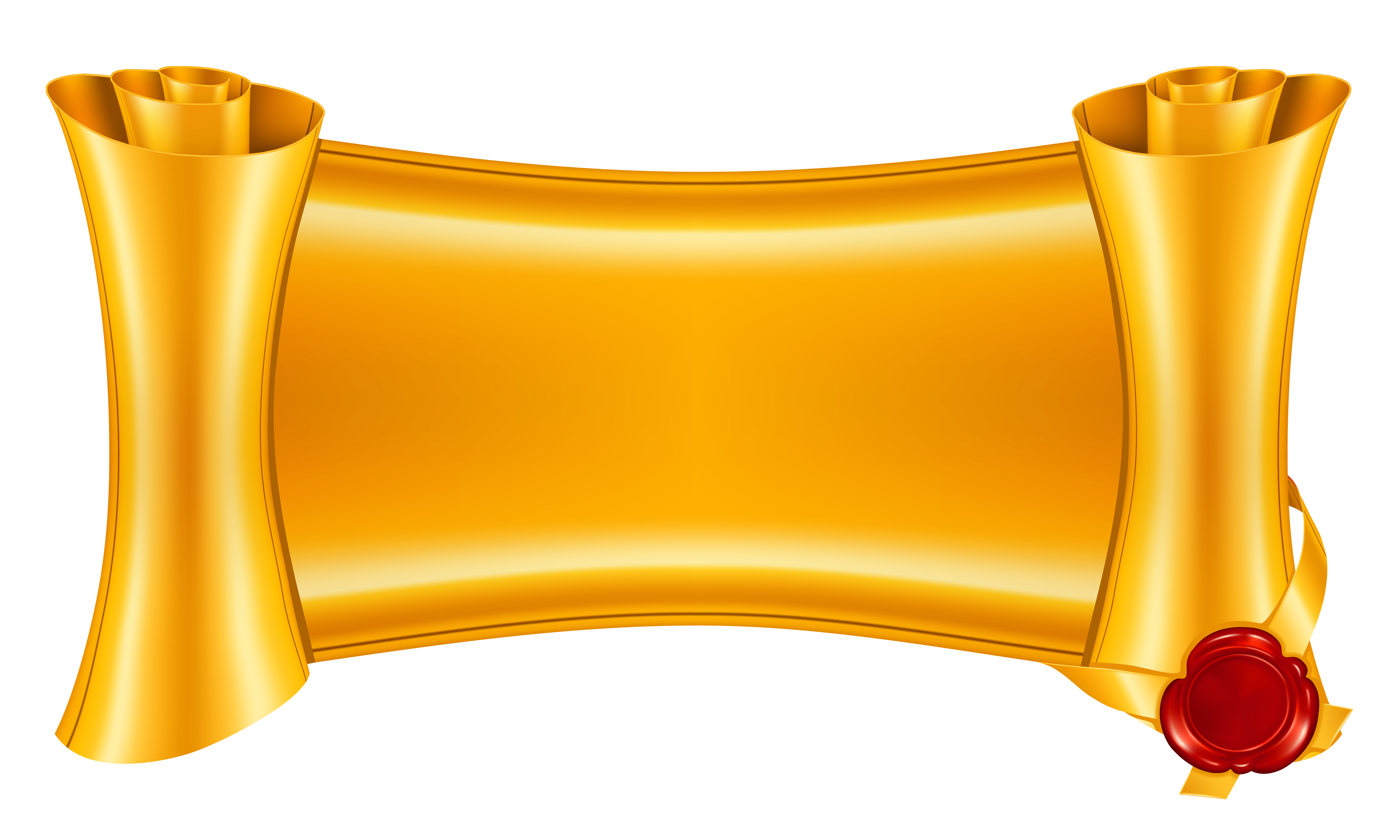 Gold Scrolls Png & Free Gold Scrolls.png Transparent Images.