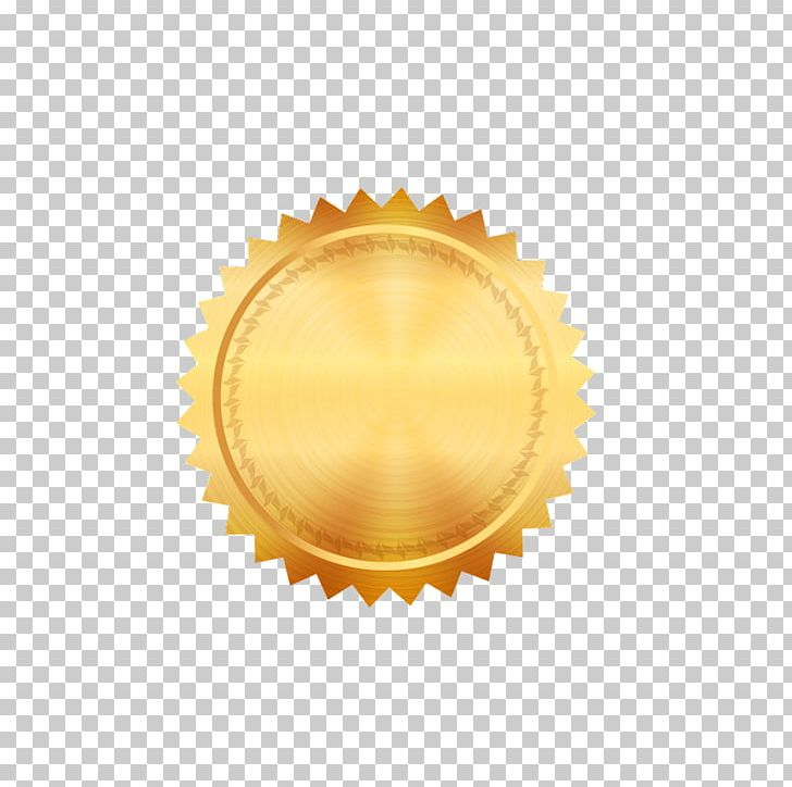 Gold Seal PNG, Clipart, Award, Circle, Gold, Gold Background, Gold.