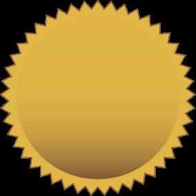 File:Gold seal.svg.