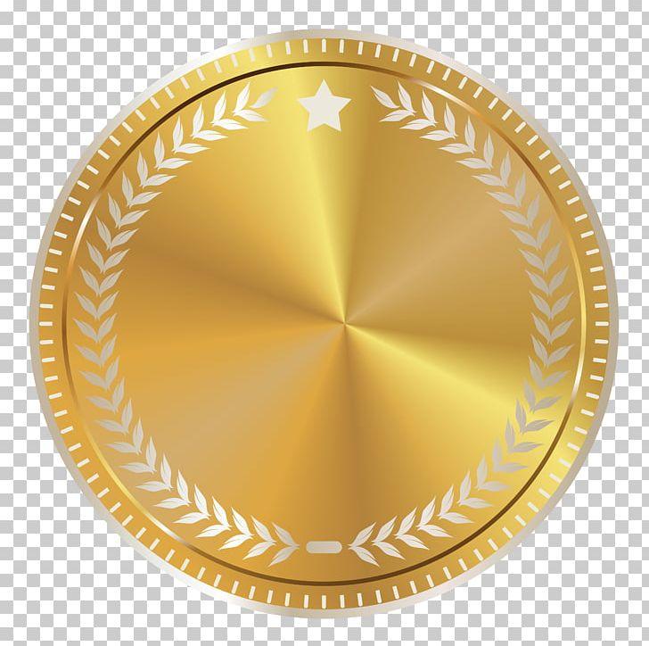 Gold Seal PNG, Clipart, Badge, Badges And Labels, Circle, Clip Art.