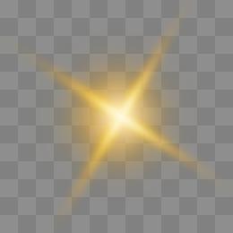 Golden Shine Light Effect Vector, Gold, Streamer, Speed of Light.