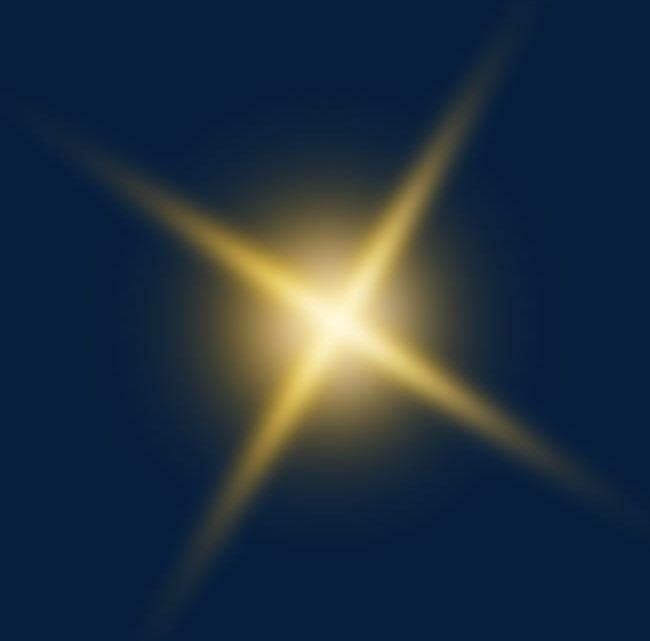 Golden Shine Light Effect Element PNG, Clipart, Effect, Effect.