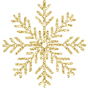 Free Snowflake Cliparts Gold, Download Free Clip Art, Free Clip Art.