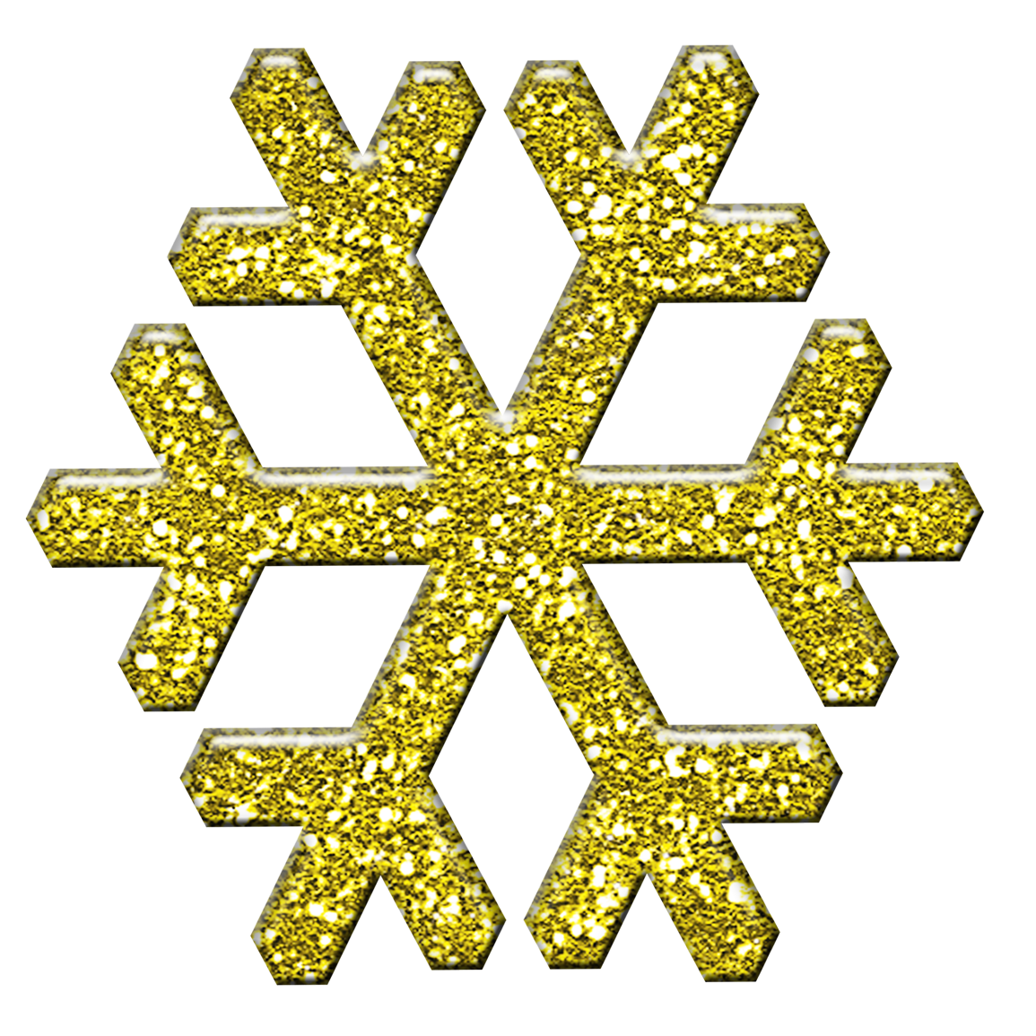 Free Snowflake Cliparts Gold, Download Free Clip Art, Free.
