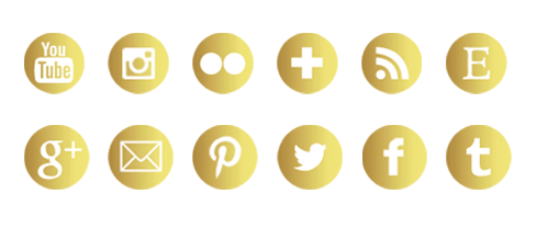 121 Sources to Download Social Media Icons for Free.