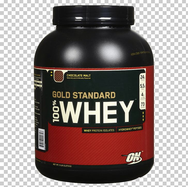 Optimum Nutrition Gold Standard 100% Whey Whey Protein Isolate.