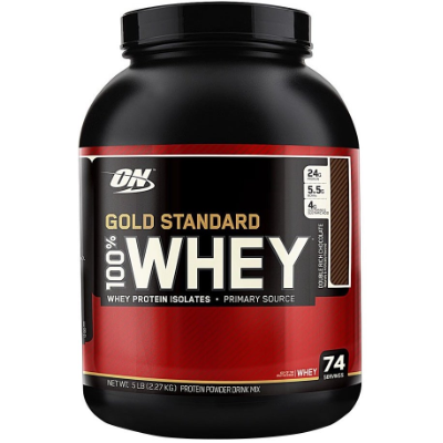 Optimum Nutrition Gold Standard 100% Whey VALUE PACK.