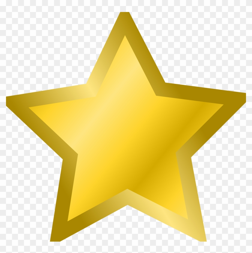 Clip Art Freeuse Stock Gold Star Clipart.