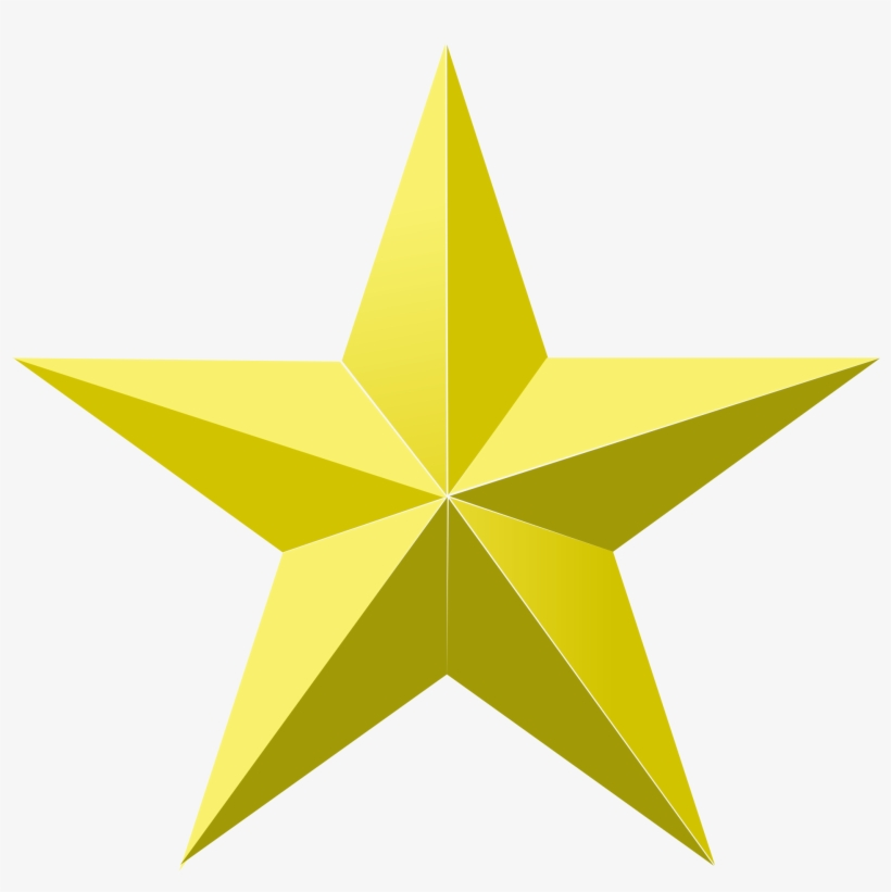 Gold Stars Png.