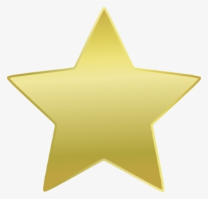 Gold Star PNG Images.