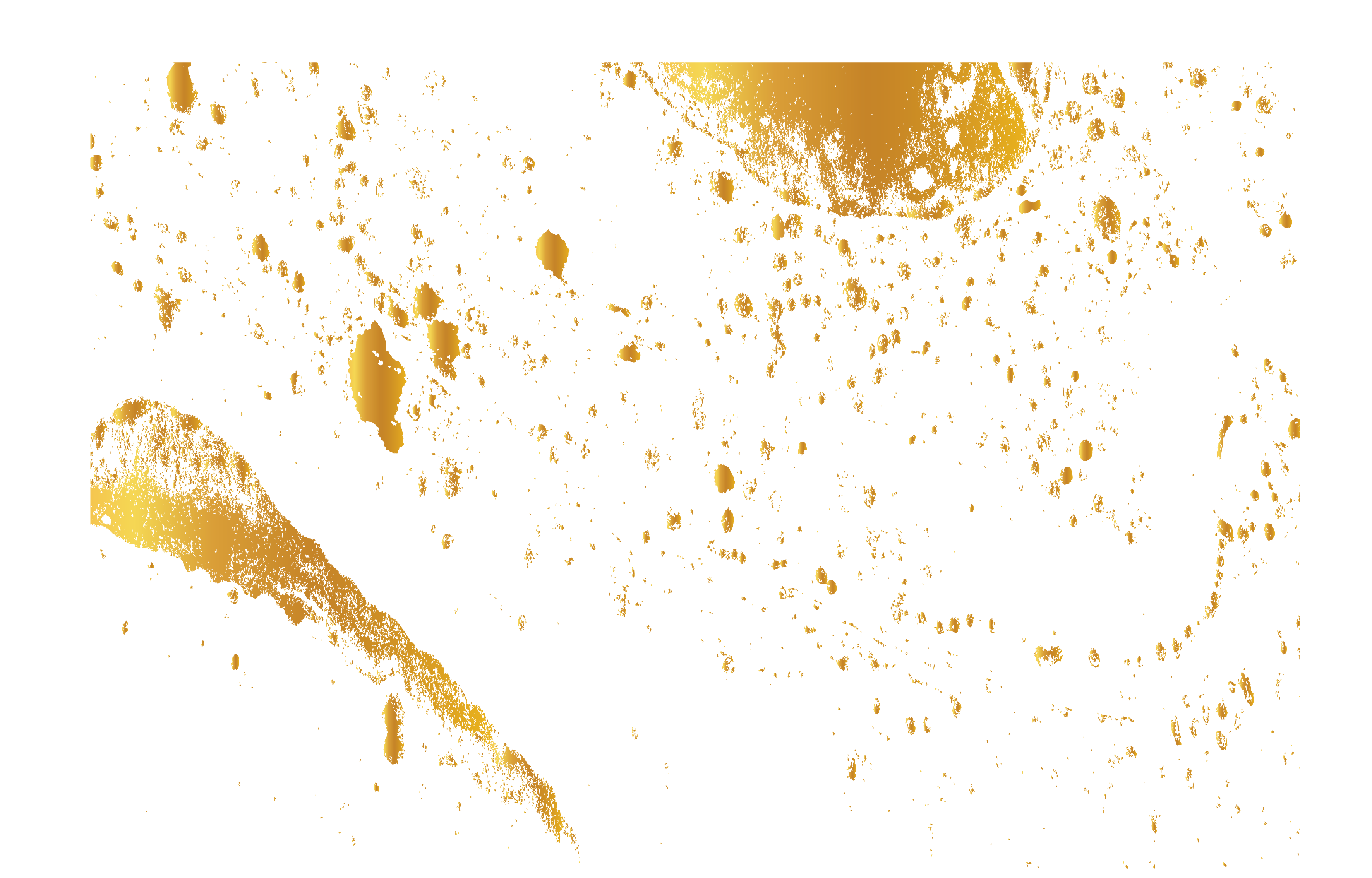 Download Vector Shading Splash Effect Gold Free Transparent Image HD.