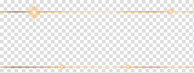 Gold trim borders transparent background PNG clipart.